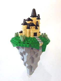 Micro Flying Citadel