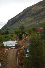 UCIFtBillDH02 (wunnspeed) Tags: scotland europe mountainbike downhill worldcup fortwilliam uci