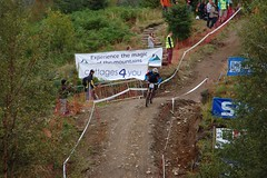 UCIFtBillDH09 (wunnspeed) Tags: scotland europe mountainbike downhill worldcup fortwilliam uci