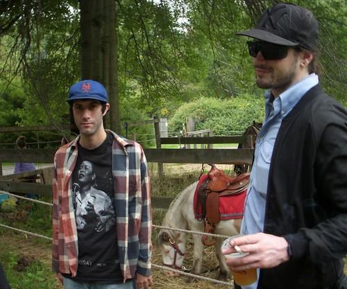 Dudes and ponies pt 2