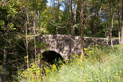 Puzzley Run Bridge, west of Grantsville, Maryland