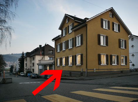 Las casas donde yo viví