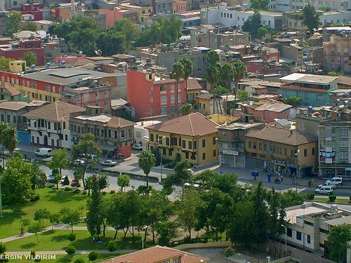 Ataturk's house - Adana by ersinnn.