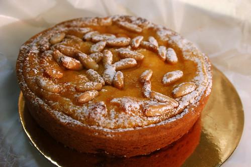 pine nut tart