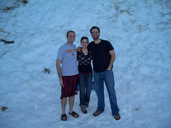 Arizonans in the snow