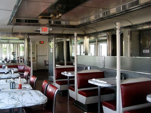 Elgin Diner Dining Room