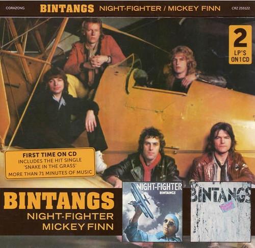 Bintangs - Night-Fighter / Mickey Finn (CD)