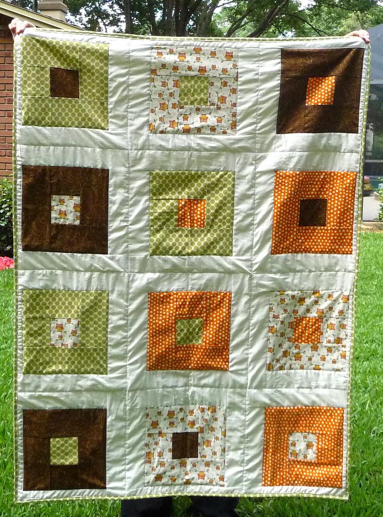 Owly squares