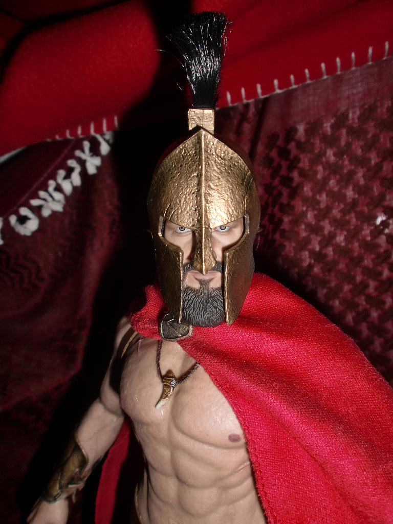 Hot Toys´ King Leonidas ~~6