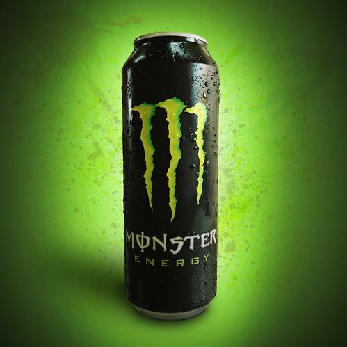 Logo Monster Energy Monster