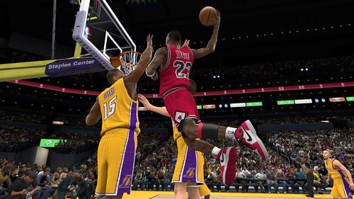 NBA 2K11 3D