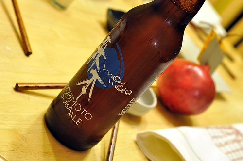Refreshing Morimoto Soba Ale