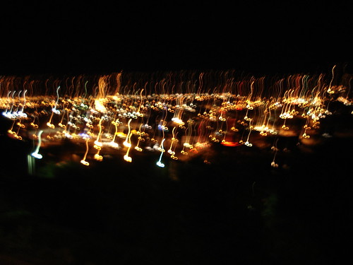 Wanganui at night