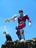 VulEagle (nuo2x2) Tags: sky eagle powerranger supersentai rangerstrike nuo2x2 vuleagle