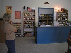 Small town retail store