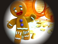 The Gingy Escape Series (noe_carrillo) Tags: boy cookie gingerbread jar crumbs jesters gingerbreadboy blueribbonwinner supershot abigfave anawesomeshot impressedbeauty ultimateshot flickrdiamond