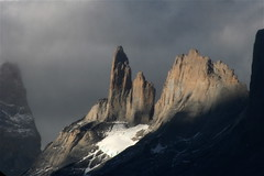 Torres del Paine (flower_bee) Tags: travel patagonia mountains nature trekking interestingness thunderstorm torresdelpaine nationalparks breathtaking naturesfinest supershot exploretop500 anawesomeshot superaplus aplusphoto lpsurprise potwkkc44