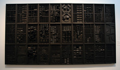 Louise Nevelson - End of Day - Nightscape IV - Nelson-Atkins Museum of Art (Marshall Astor - Food Fetishist) Tags: art museum fineart artmuseum nelsonatkinsmuseumofart museumcollection