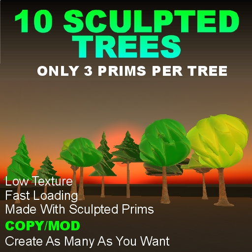 10 Sculpted Trees