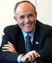 GOP hopeful Rudy Giuliani