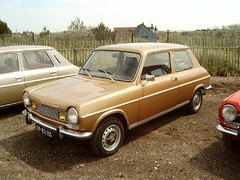 1973 Simca 1100 Special (Davydutchy) Tags: netherlands classiccar oldtimer veteran scar zandvoort rancho 1100 simca frenchcar aronde matra 1car thebiggestgroup 0car