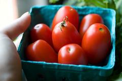 Organic Romas