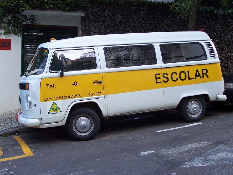 School bus kombi style