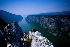 Beautiful Danube 8 (Miodrag mitja Bogdanovic) Tags: park blue green nature water river landscape europe small serbia canyon east national gorge mali gorges danube kazan donau srbija mitja dunav miodrag sigma1020 d80 specland bogdanovic djerdap djerdapska klisura worldthroughlens worldthroughlenscom beautifuldanube
