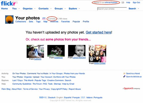 Flickr Deleted All My Photos!!!