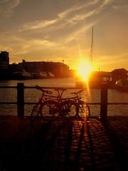 Sunset in Bergen - by davidlewis