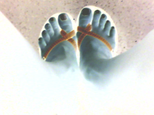 feet sandals negative teva