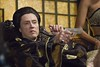 Christopher Walken stars as  Crime Lord Feng in Robert Ben Garant and Thomas Lennon's outrageous new comedy BALLS OF FURY, a Rogue Pictures release1