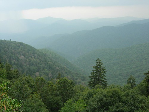 Rainy Blue Ridge Parkway view.JPG