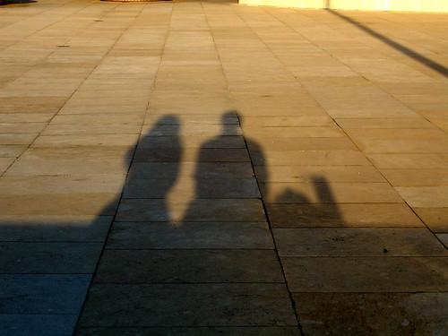 Marga and Erik Shadows