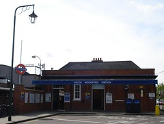 Picture of South Woodford Station