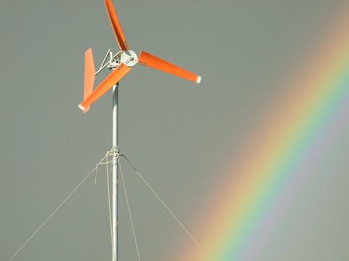 Aerogeneradores eólicos caseros