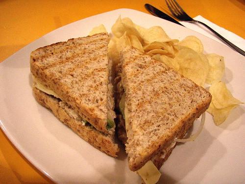 Sandwich for school