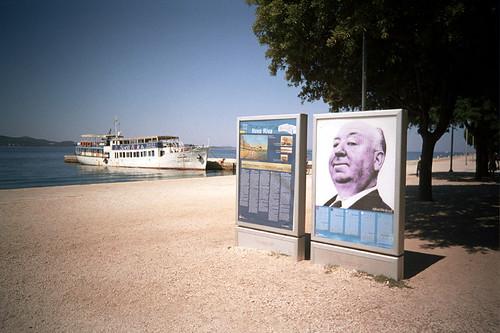 Hitchcock in Zadar?