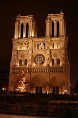 Notre Dame de Paris (nathalie.kwok) Tags: voyage travel viaje holiday paris france night europa europe view notredame vacaciones notredamedeparis    lesvacances europeonflickr