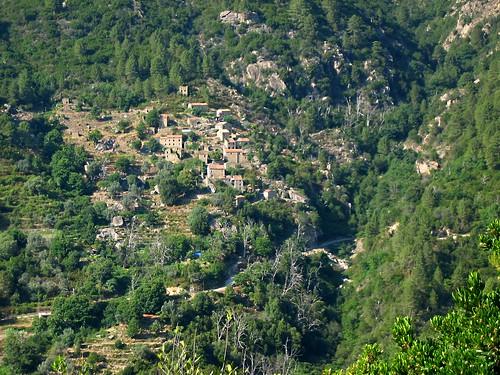 Le hameau de Muna