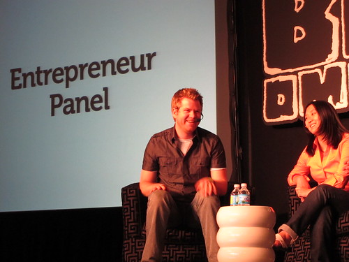 Entrepreneur panel