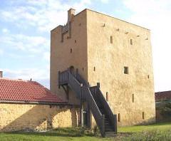 liberton tower