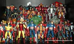 Marvel 1001