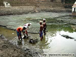 Help Mangulu Patra for Renovating the Sweta Ganga