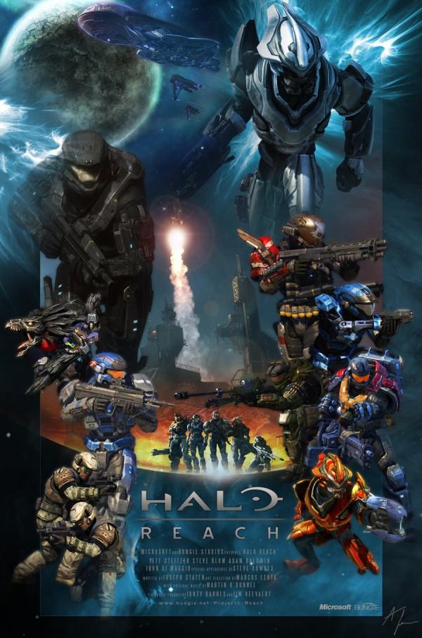 pósters cinematográficos de videojuegos 5