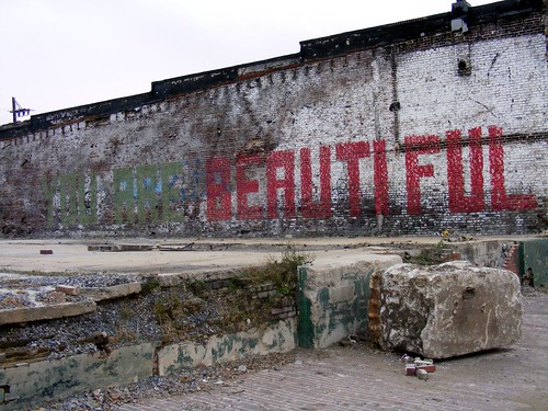 You Are Beautiful, too. acnatta/Flickr.