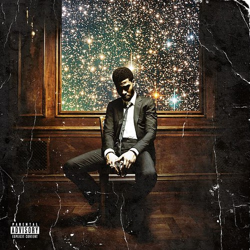 Kid Cudi - Man on the Moon II album artwork