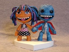 LittleBigPlanet Figures