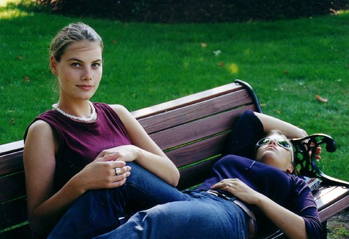 sister and I
