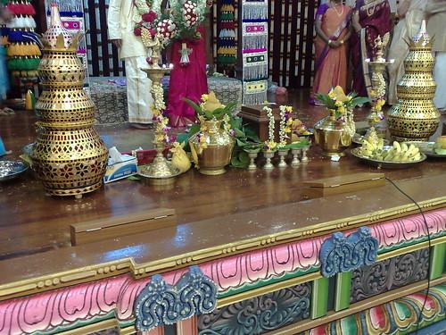 My very first Hindu wedding